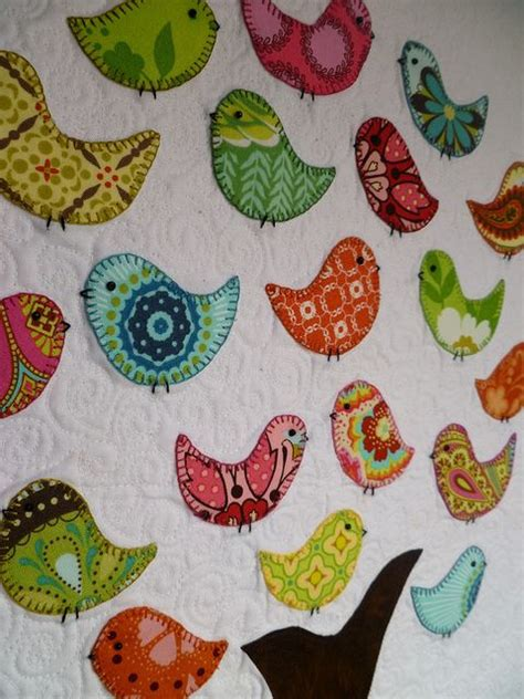 Quilt Patterns With Birds by Best 25 Bird Quilt Ideas On Applique Quilts