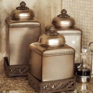 tarnished sterling canisters set 3 the gg collection simply elegant glass wood canister set of 3 farmhouse