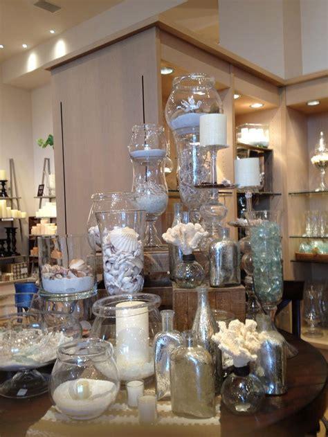 pottery barn buffet decorating ideas pinterest lots of summer jar ideas from pottery barn apothecary