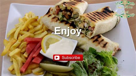 Lebanese food shawarma recipe in urdu fast lebanese food shawarma recipe in urdu forumfinder Choice Image