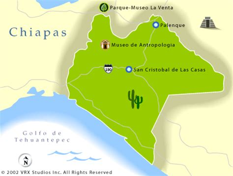 map of mexico chiapas click on the image for the interactive 360 176 panoramic
