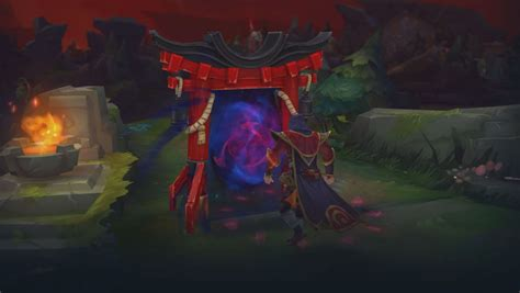 blood in a blood moon is rising league of legends
