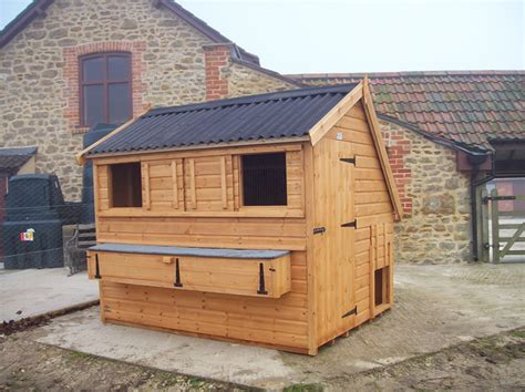Chicken Sheds by Poultry Housing Beaminster Sheds
