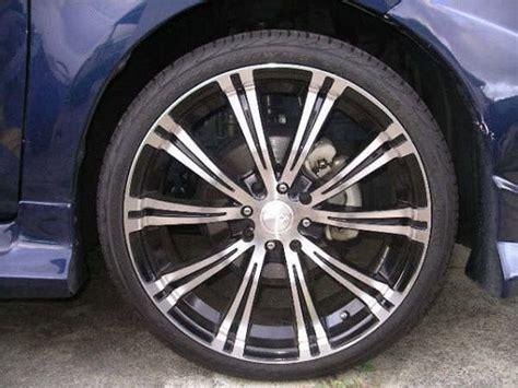 honda brio tyre size upsizing tyres zigwheels