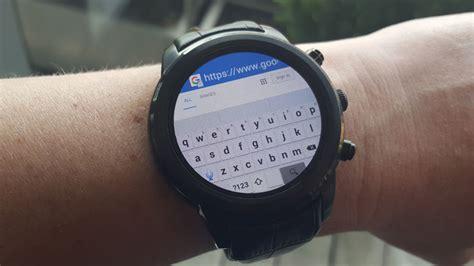 Smartwatch Finow X5 finow x5 review smartwatch meets smartphone review pc advisor