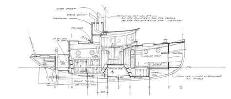 32 Tug Yacht Terrier Vessel Specification