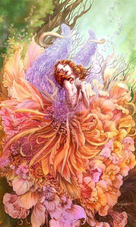 fairy queen fairy queen spring by zachlost on deviantart