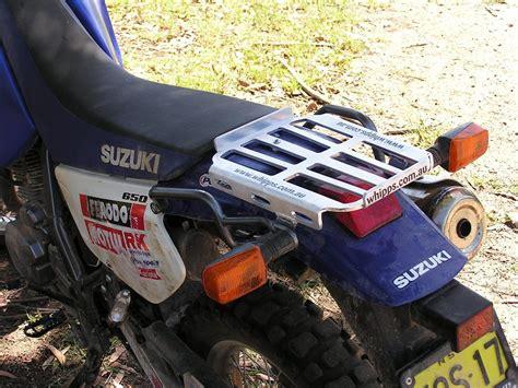 motorcycle rear carry racks