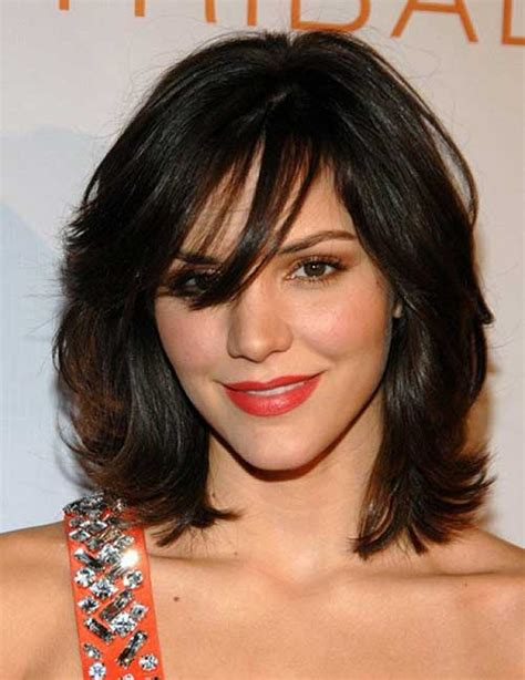 hairstyles for thick hair and 10 new short thick wavy hairstyles short hairstyles 2016