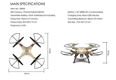 syma x8hw quadcopter with altitude hold quadcopter