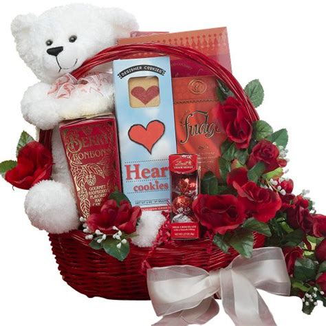 baskets for valentines day day baskets