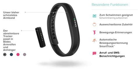 Fitbit Charge 2 Duschen