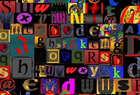 Imagenes De Letras Variadas | imagenes