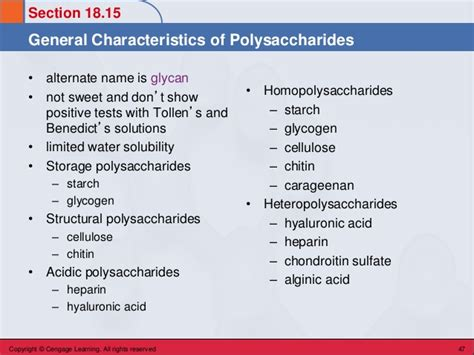 carbohydrates characteristics chem 45 biochemistry carbohydrates