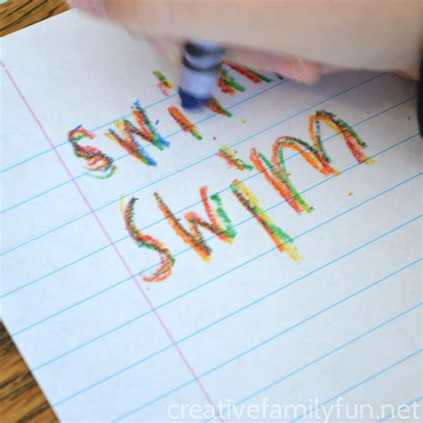 Rainbow Essay In by Creative Family Rainbow Writing