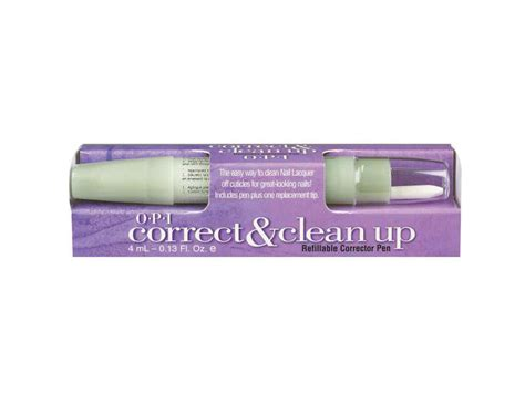 Opi Nail Corrector Pen by Rainbow Nails Opi Professional Assorted Liquid Products