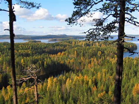 Landscape Pictures World Visits Finland Landscape Summer And Winter