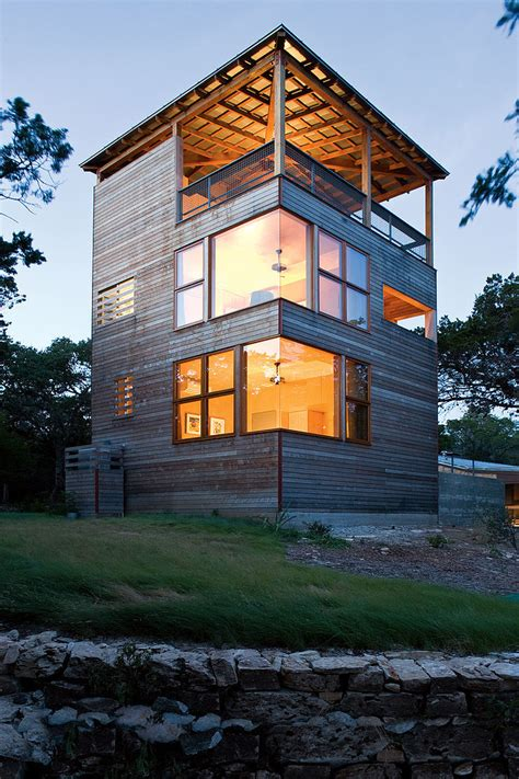 tower house by andersson wise architects fox home design
