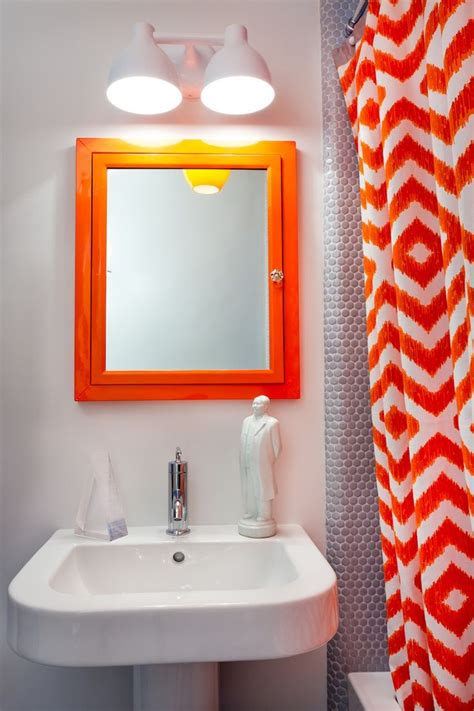 orange and blue bathroom decor 17 best images about orange and blue interiors on