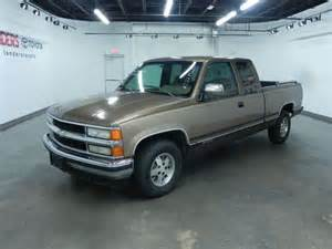 find used 1994 chevrolet c1500 silverado extended cab 5 7l