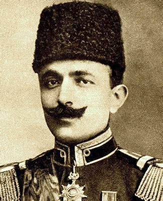ottoman pasha ismail enver pasha wanted to regain ottoman territory