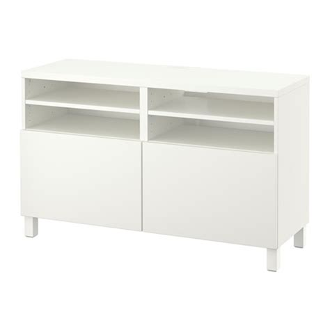 besta 90 cm best 197 tv unit with doors 120x40x74 cm lappviken white