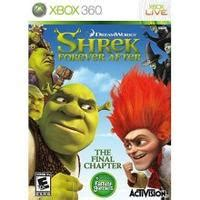 shrek forever after the final chapter xbox 360
