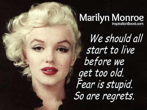 marilyn monroe quote motivational quotes by marilyn monroe quotesgram