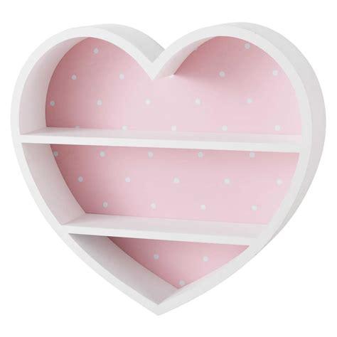 etagere rosa 201 tag 232 re cœur blanche et lilly maisons du monde