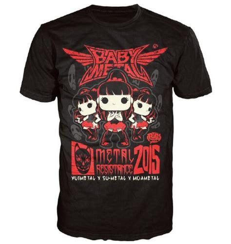 T Shirt Atticus Rock Metal High Quality babymetal rock poster pop t shirt black merchandise zavvi