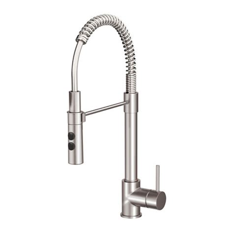 kitchen faucets ikea vimmern kitchen faucet with handspray ikea