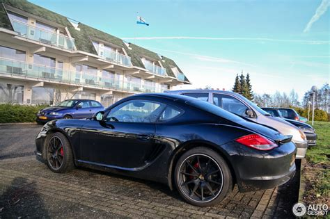 porsche cayman 2015 black porsche cayman s mkii black edition 2 january 2015