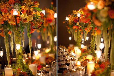 fall centerpieces wedding beautiful fall wedding ideas b lovely events