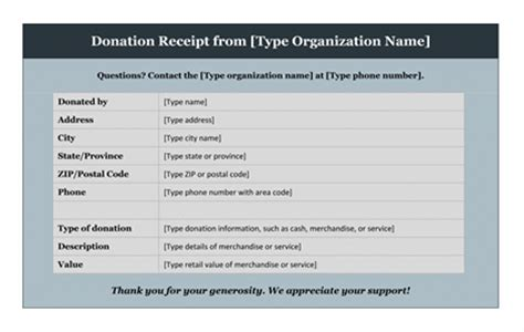 donation receipt template microsoft word donation invoice template rabitah net