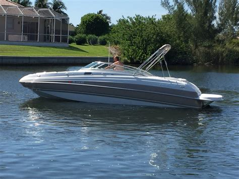four winns build a boat four winns deck boat bow rider 2005 for sale for 22 000