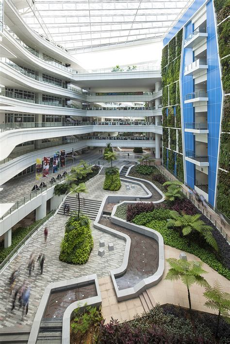 Landscape Architecture Education Institute Of Technical Education Singapore Grant Associates