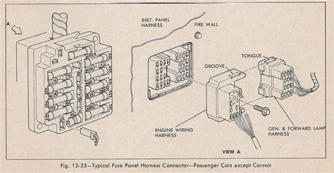 1967 firebird fuse box diagram fuse box and wiring diagram