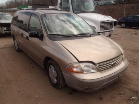 sell   ford windstar lx sports van   miles automatic  cylinder  reserve  west