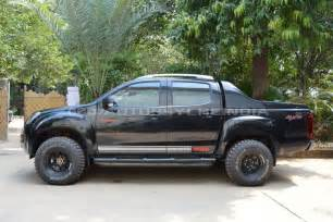 Isuzu Dmax Modifications This Isuzu D Max V Cross Is Even More Badass Than You