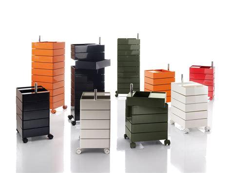 cassettiere design 360 176 cassettiera su ruote by magis design konstantin grcic