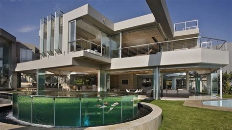 modern glass homes contemporary glass house by nico van der meulen architects