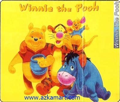 Harga Sprei Merk Istana selimut panel winnie the pooh