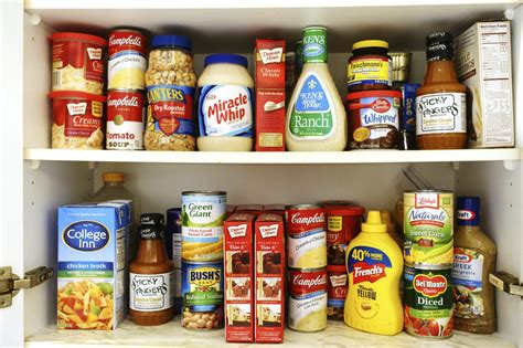 Pantry Foods by How To Organise Your Pantry Goget Carshare