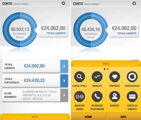 fineco filiali fineco si aggiorna versione 2 0 in app store iphoner