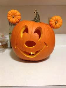 my mickey mouse pumpkin kellis board pinterest