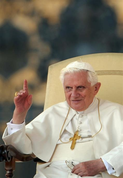 Pope Benedict Resignation Letter by Pope Benedict S Resignation Relevant Catechesis