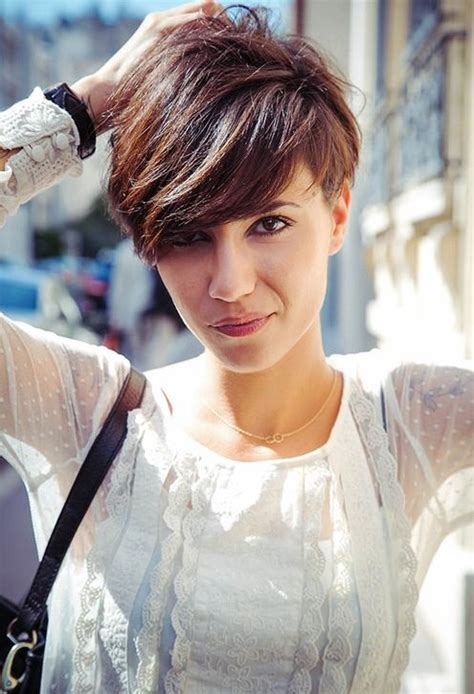 cute short haircuts with color for women in their fifties 10 short hairstyles with bangs for 2014 popular haircuts