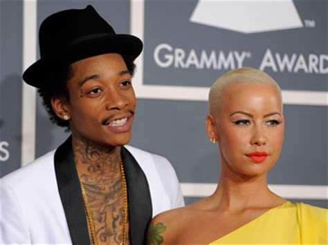 amber rose face tattoo got a of wiz khalifa s