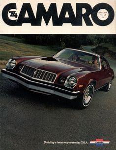 best auto repair manual 1974 chevrolet camaro regenerative braking the 1974 camaro from a to z28 chevrolet camaro chevrolet and ads