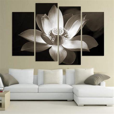 Tableau De Decoration Moderne by Tableau Deco Noir Et Blanc Salon Achat Vente Tableau
